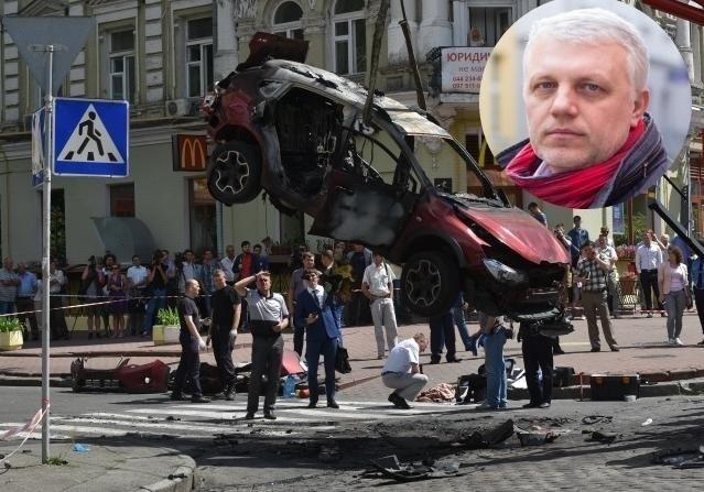 Нацполиция засекретила все решения судов в изучении убийства Шеремета
