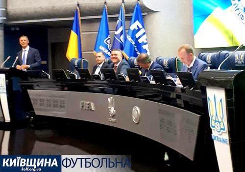 Председателем Киевской областной федерации футбола стал Ярослав Москаленко