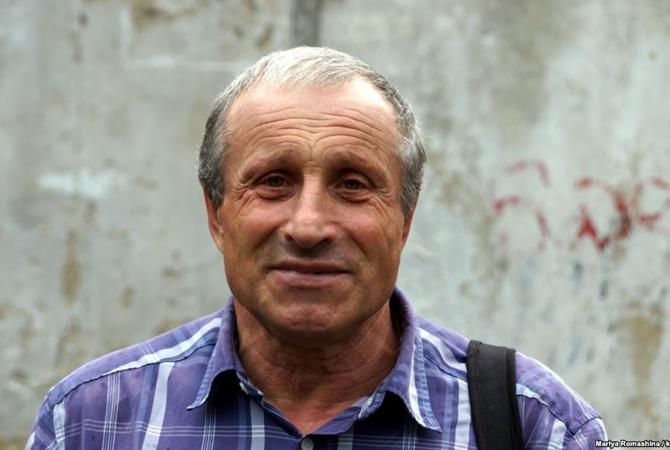 ВКрыму репортера Семену приговорили кдвум споловиной годам условно