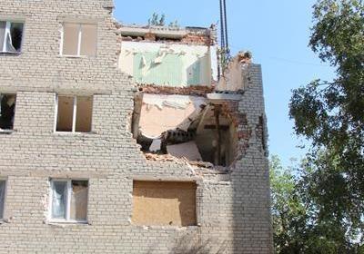 Боевики обстреляли жилые кварталы зайцев иГранитного