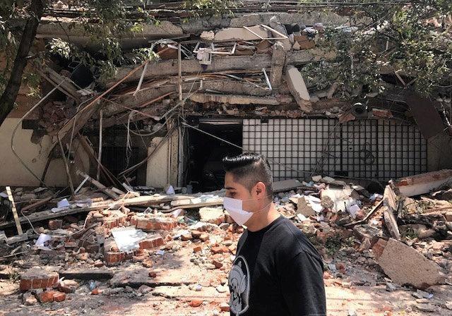 Число погибших выросло до 305 человек, объявлен режим ЧП— Землетрясение вМексике