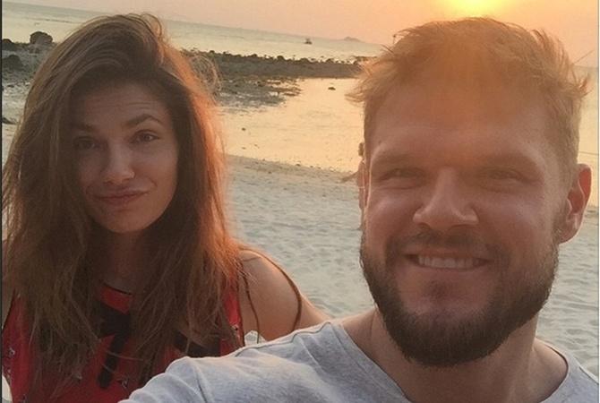 Настасья Самбурская иВладимир Яглыч в новейшей кампании Reebok «Совершенство фитнеса»
