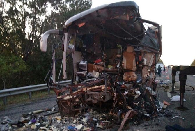Уголовное дело оДТП сучастием автобуса наКубани передано вСК