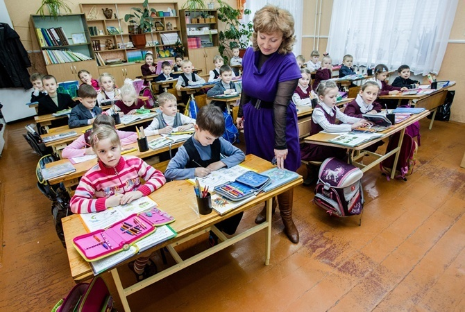 Унас есть анклавы, где дети не разговаривают наукраинском