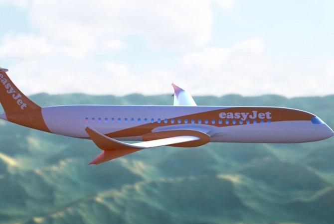 EasyJet иWright Electric разработает электросамолет к 2027