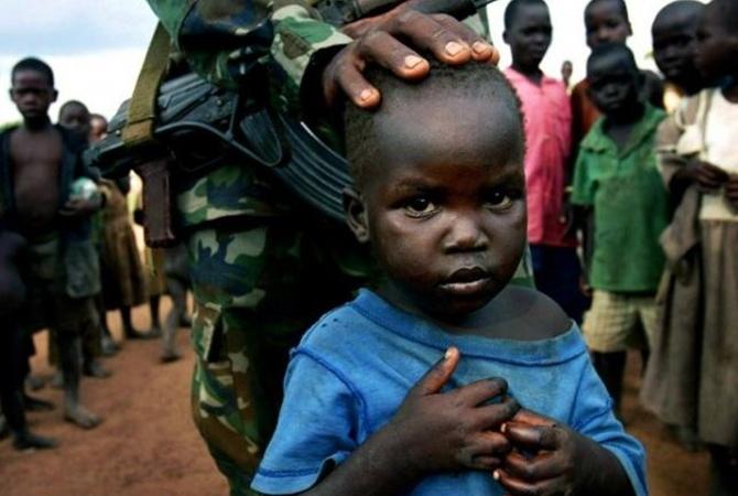 ВУганде приносят детей вжертву, чтобы вызвать дождь