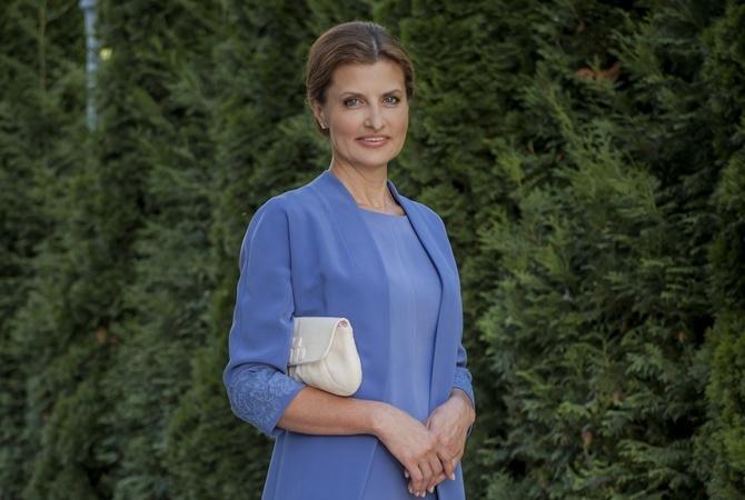 66a71620e9c Марина Порошенко заплатила за ролик-поздравление своему мужу 4