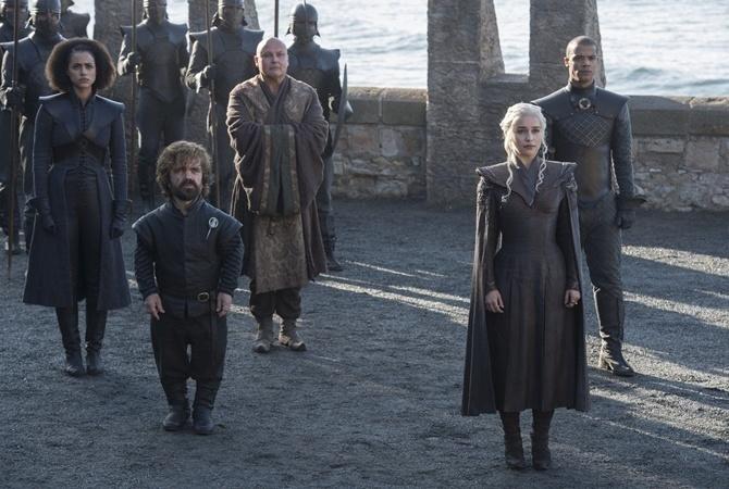 Стало известно, кто снимет 8 сезон «Игры престолов»