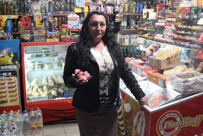 НаБуковине еноты-беглецы устроили погром впродуктовом магазине
