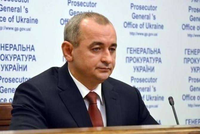 Генеральный прокурор Украины объявил, что каждый украинец обязан иметь оружие для самозащиты