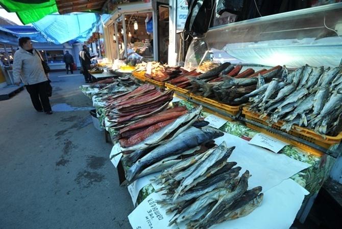 Отравившихся рыбой срынка «Привокзальный» стало больше: один человек— вочень тяжелом состоянии