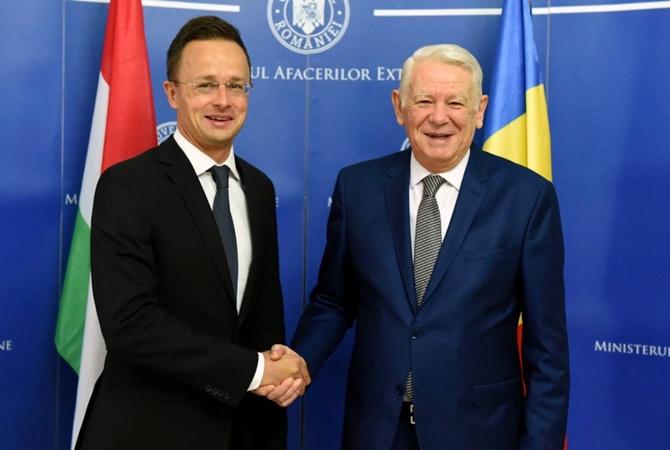 МИД Венгрии назвал «ударом вспину» закон обобразовании вгосударстве Украина