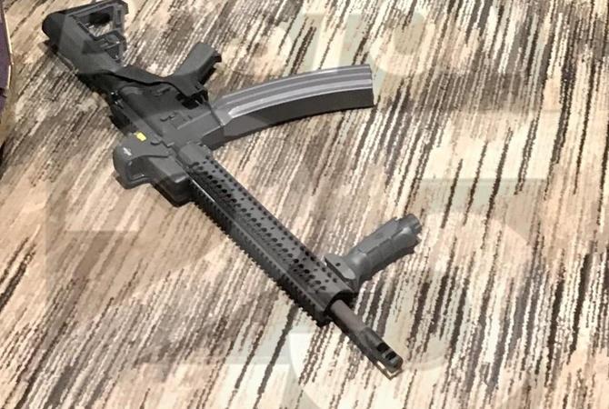 Появилось видео изномера стрелка вотеле Лас-Вегаса