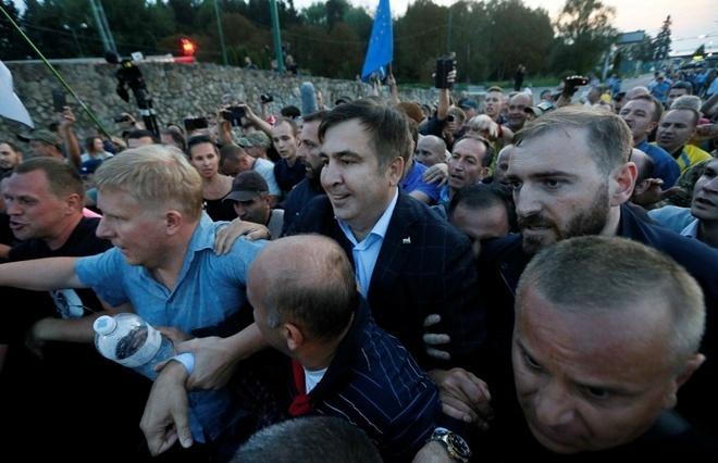 Саакашвили может остаться— генеральный прокурор Украины