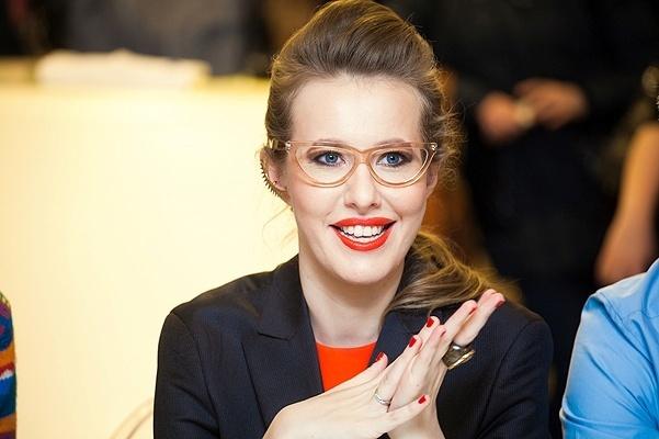Ксения Собчак комплексует поповоду своей внешности из-за Ирины Шейк