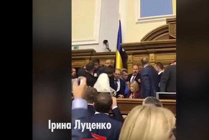 Как супруга генерального прокурора Луценко руководила «депутатами-козлами»