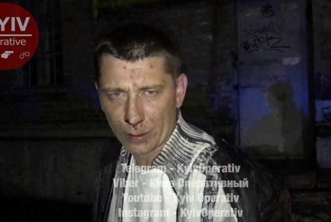 ВКиеве нетрезвый таксист, убегавший от милиции, пытался съесть ключи отавто