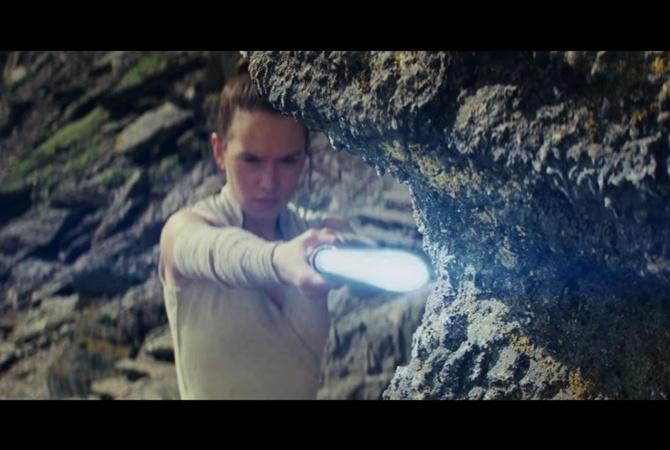 «Звездные войны: Последние джедаи»: вышел новый трейлер