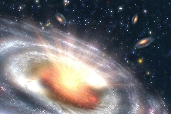Астрономы нашли'пропавшую половину Вселенной Астрономы нашли пропавшую половину Вселенной