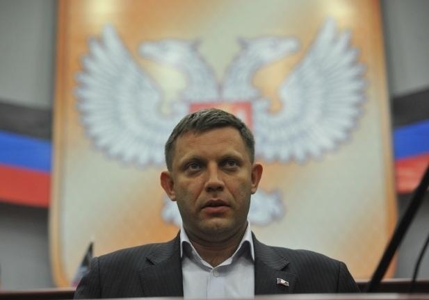 Позаконам военного времени— Захарченко объявил, что вДНР будут расстреливать диверсантов