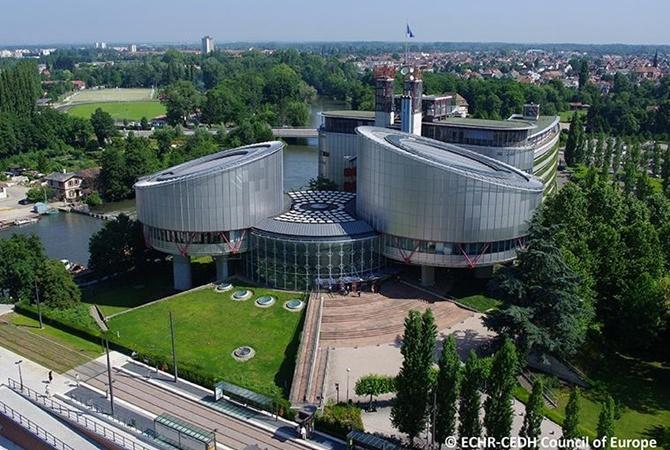 ЕСПЧ перенаправил заявления 12 тыс.  украинцев