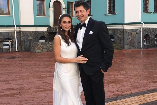 Известный украинский шоумен Андрей Джеджула отгулял громкую свадьбу