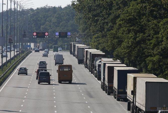 «Укравтодор» планирует воплотить проект нового автобана Львов-Будапешт через КПП «Дийда»