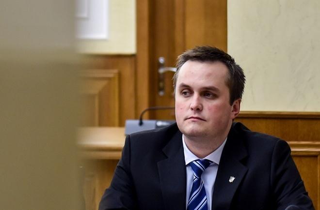 САП подала всуд ходатайство озаочном осуждении Онищенко— Холодницкий