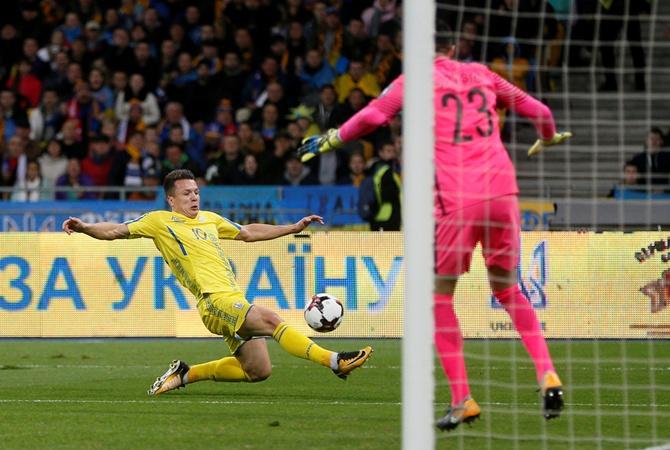 Победа «Спартака» увеличила отрыв РФ  отПортугалии втаблице УЕФА