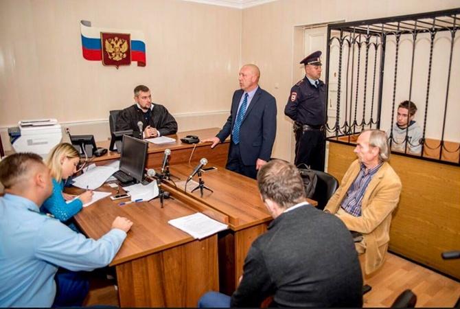 Украинец Гриб вРФ неполучает лечения напротяжении 5-ти недель— юрист