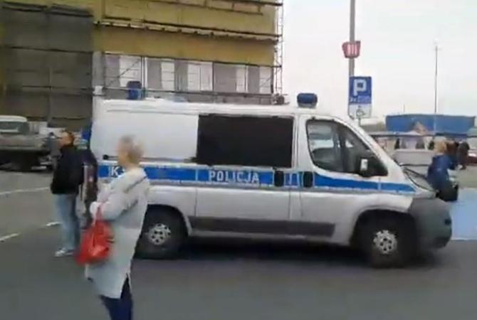 Нападение в коммерческом центре вПольше: милиция исключила теракт