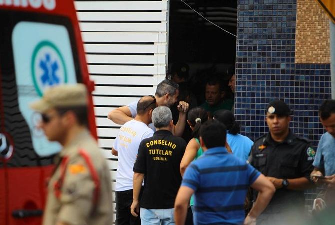 ВБразилии ребенок открыл стрельбу вшколе