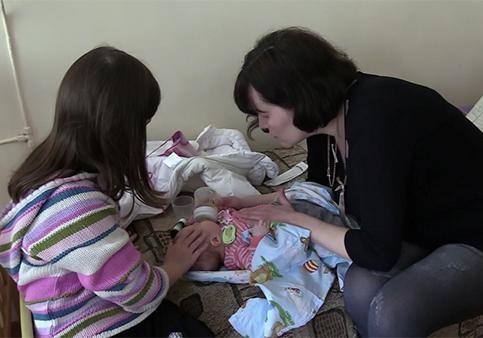 Милиция: Похитительница малыша вКиеве выбросила тело своего ребенка напомойку
