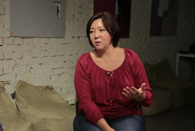 ВКиеве милиция задержала журналистку изКазахстана