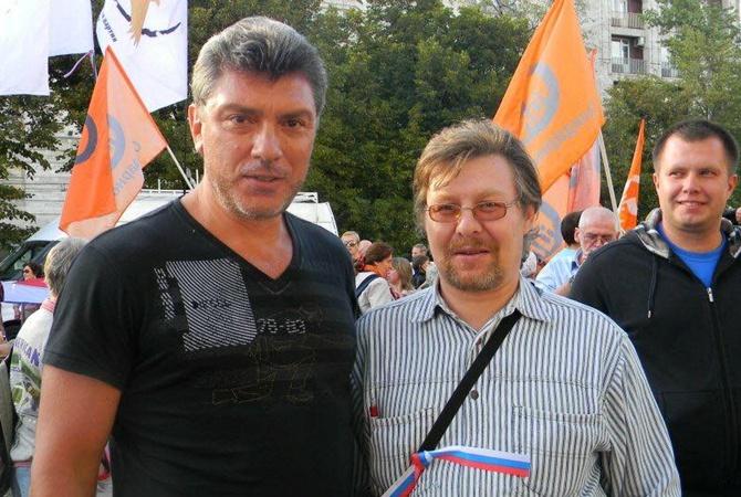 Яшин проинформировал онезамеченномСК убийстве оппозиционера в столице