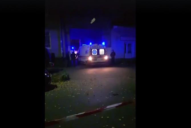 Милиция назвала число пострадавших вовремя взрыва около редакции «Эспрессо»
