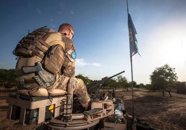 Три миротворца ООН погибли вМали при подрыве автомобиля