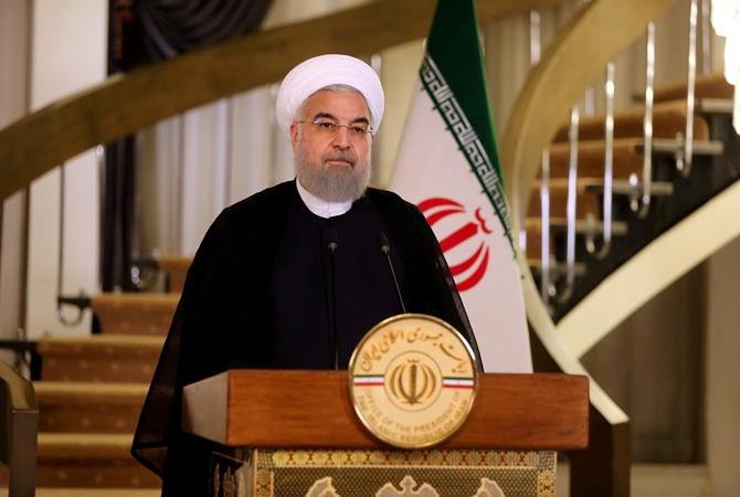 Рухани отказался встречаться сТрампом наполях Генассамблеи ООН