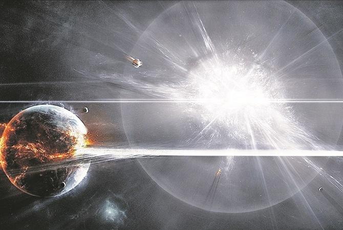 NASA перед Хэллоуином опубликовало звуки «воющих планет»
