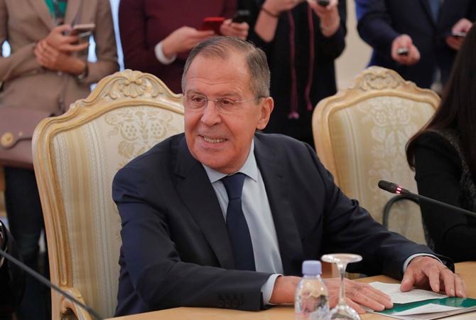 Лавров объявил, что план Волкера похож на«оккупацию Донбасса миротворцами»