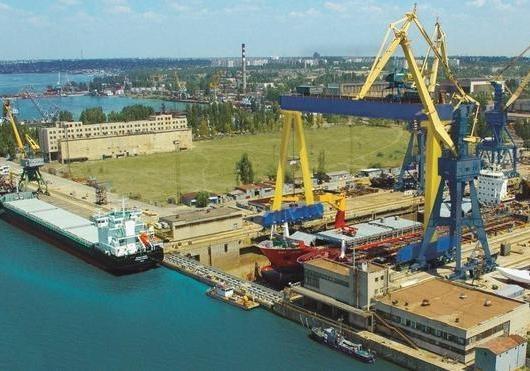 Деятельность Николаевского судостроительного завода парализовало бездействие руководства,— «Укроборонпром»