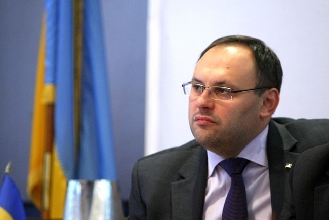 Владислав Каськив экстрадирован в государство Украину идает показания впрокуратуре