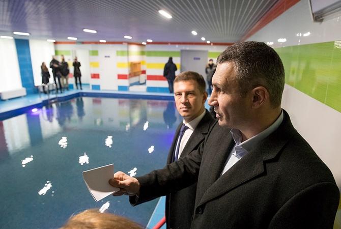 Кличко пообещал, что реконструкция Шулявского путепровода начнется доконца года