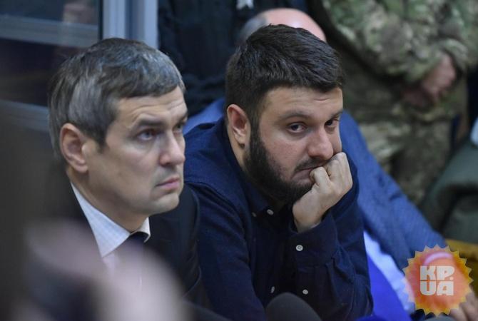 Генпрокуратура Украины желает арестовать недвижимости сына руководителя МВД