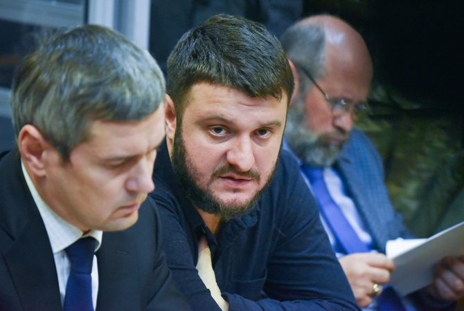 Дело рюкзаков: Чеботаря также отпустили под личное обязательство
