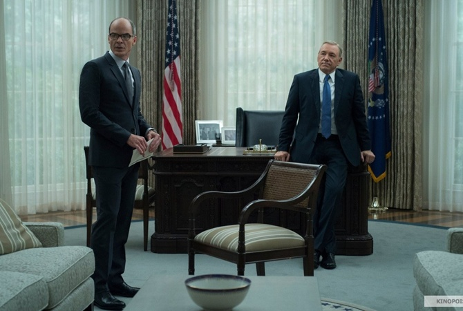 Netflix приостановил производство шестого сезона «Карточного домика»