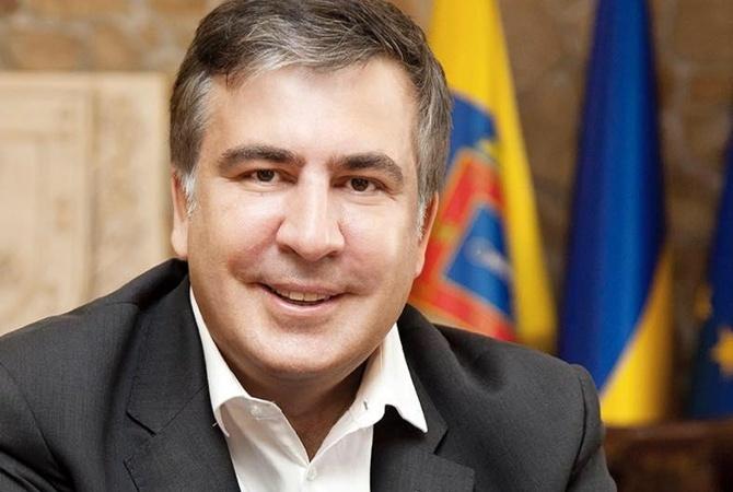 Саакашвили объявил, что вУкраинском государстве идет обрушение власти