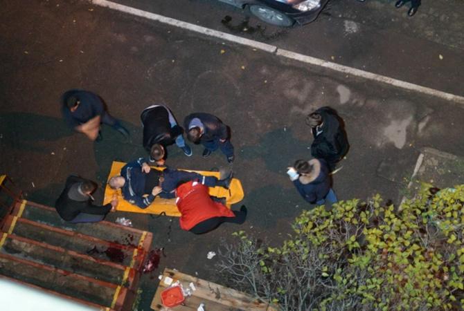 ВДнепре квартирные воры закидали полицейских гранатами