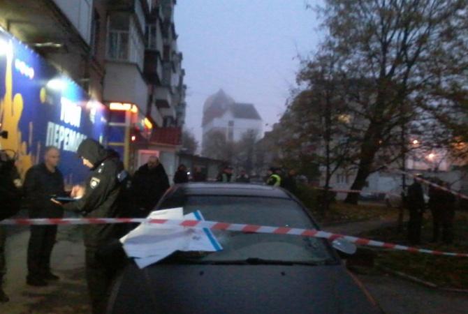 Вцентре Хмельницкого произошел конфликт сострельбой: пятеро раненых