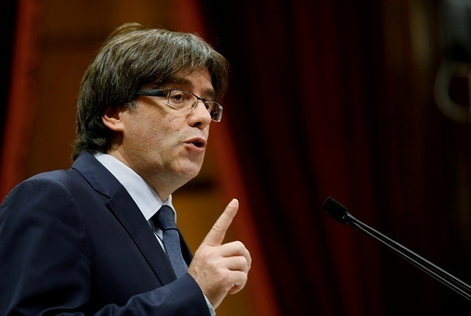 Суд освободил экс-президента Каталонии Пучдемона— Бельгия